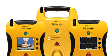 home banner defibrillators